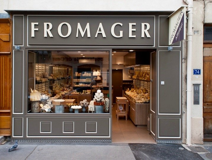 fromager Montchat